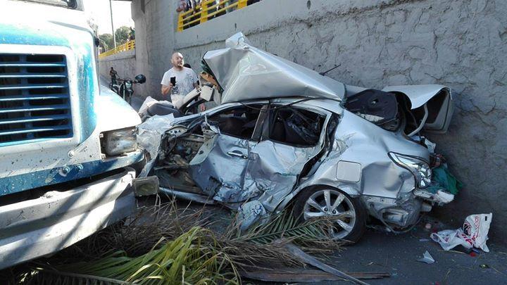 #Increíble Gracias a los aditamentos de seguridad se salvan de la muerte en accidente registrado este martes en Gómez Palacio.  Más información esta noche en Meganoticias Torreón.  http://ift.tt/2kHFVh0