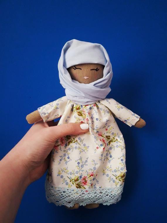 Muslim Doll Clothes With A Hijab Girls Eid Gift