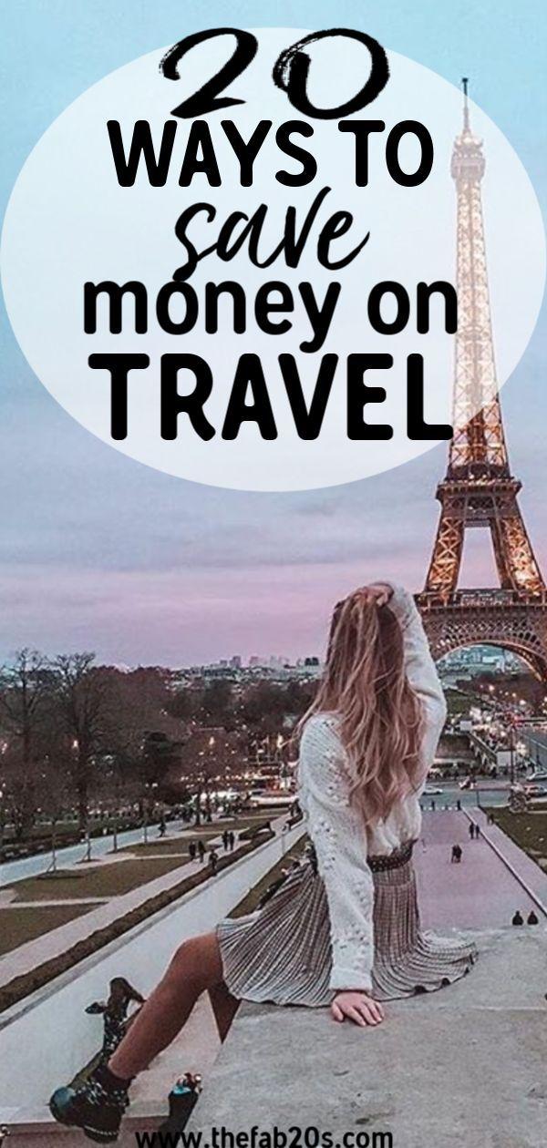 20 Methods To Save Cash Whereas Touring
