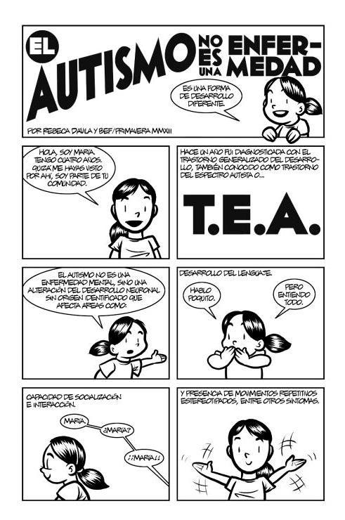 2 de abril Día del Autismo
