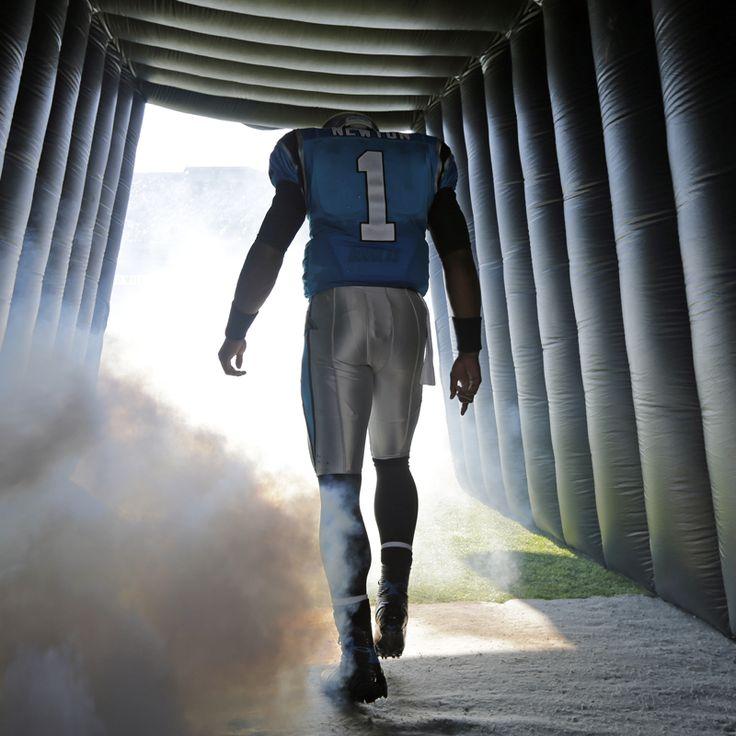 from Carolina Panthers Cam Newton