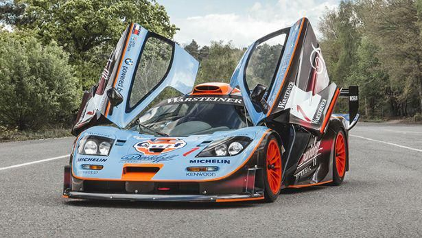 Short on birthday present ideas? Well, the '@BBC_TopGear' McLaren F1 GTR is up for sale... http://www.TOPGEAR.com/uk/photos/top-gear-mclaren-f1-gtr-racer-for-sale-2015-05-19…