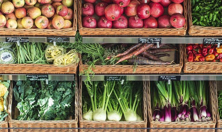Fresh Produce - About SHED
