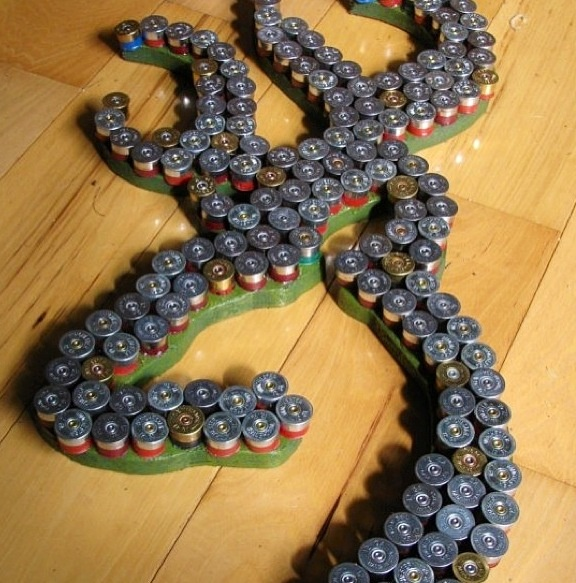 shotgun shell art <3