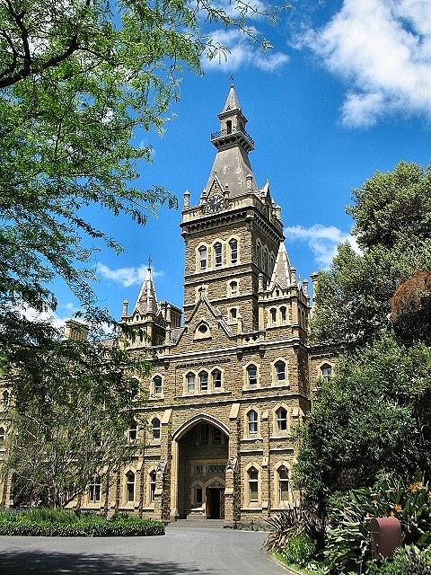University of Melbourne -- Ormond College.
