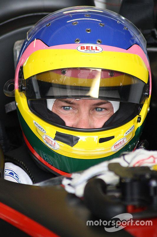 Jacques Villeneuve back in the saddle again with Venturi Formula E