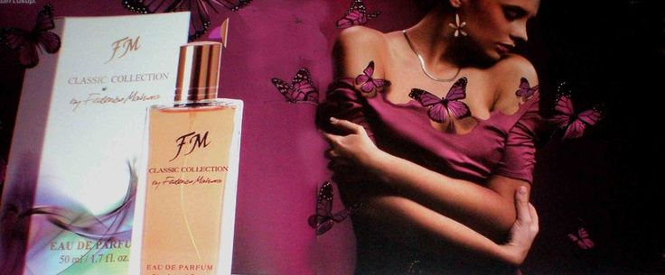 Classic Collection  Fragrances for Women 50ml, Rp. 165.000