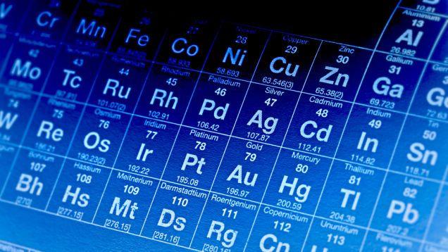 Confirman la existencia de un nuevo elemento químico desconocido