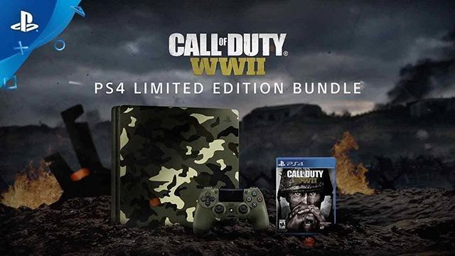 Reposting @nerdhour3: Call of Duty: World War II - PS4 Bundle  The Call of Duty: World War II PlayStation 4 Bundle is available for pre-order now. Learn More at http://crwd.fr/2y9GIAt... http://crwd.fr/2y4Bkgm  #games #gaming #nerdhour #gamersunite #gamer #gaminglife #gameplay #pcgaming #gamingislife #news #gamingpc #update #videogames #game #youtube #pc #video #ps4 #gamesnight #showlove