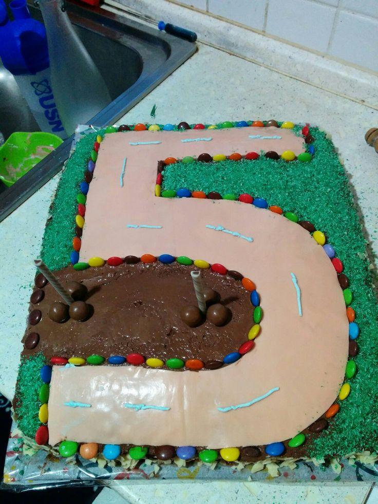 5th Birthday Cake* Nikolas