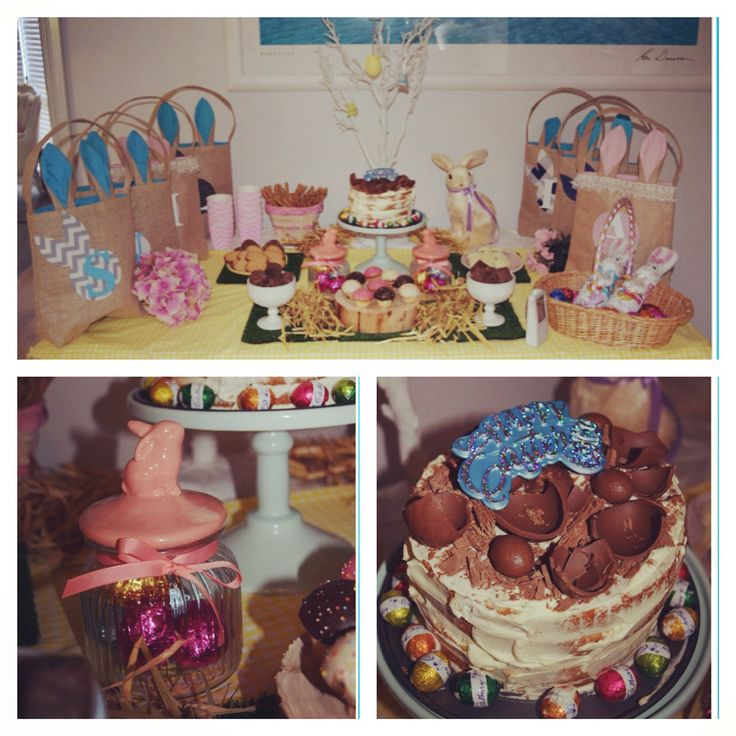 Easter party styled by Tickled Pink Celebrations Sydney