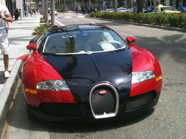 Bijans Bugatti Veyron Rodeo Drive Beverly Hills Cheap