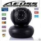 Aeoss jw0004 Wi-Fi IP IR Camera Pan-Tilt Wireless Night Vision Security Camera