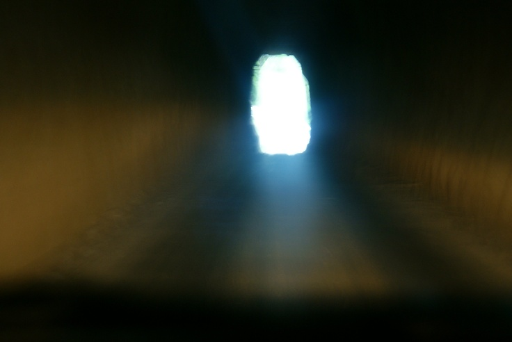 Inside the Road Tunnel