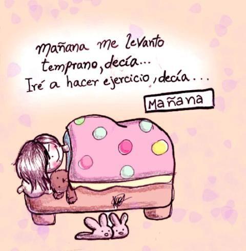 Siento que lo he vivido hahahahahaha #MañanaDecia