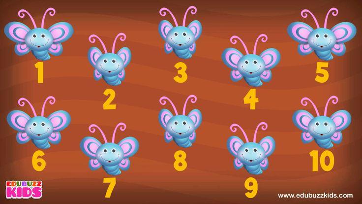 10 Little Butterflies Song (+playlist)