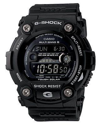 G-Shock Men's Black Resin Strap Watch GW7900B-1