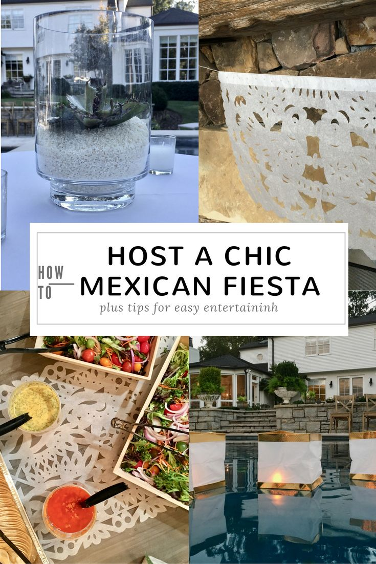 The tint shop inc 187 long island 187 page 7 - A Chic Mexican Fiesta