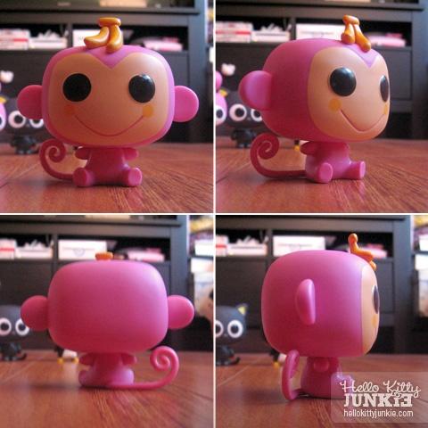 Funko POP! Sanrio collectible vinyl toys from Fugitive Toys -- Chi Chai Monchan