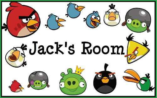 38 Best House Boys Bedroom Angry Bird Theme Images On