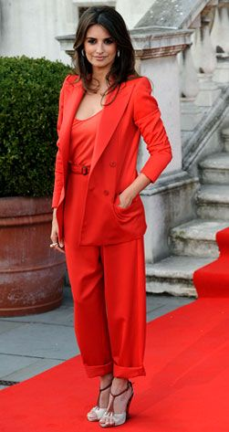 Power Suit Pretty: Penélope Cruz's Best Looks