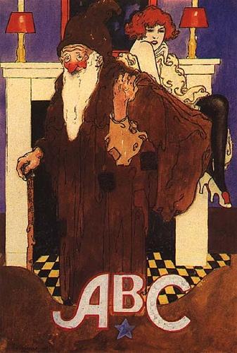 Stuart Carvalhais, ABC magazine, 1920 by Gatochy, via Flickr