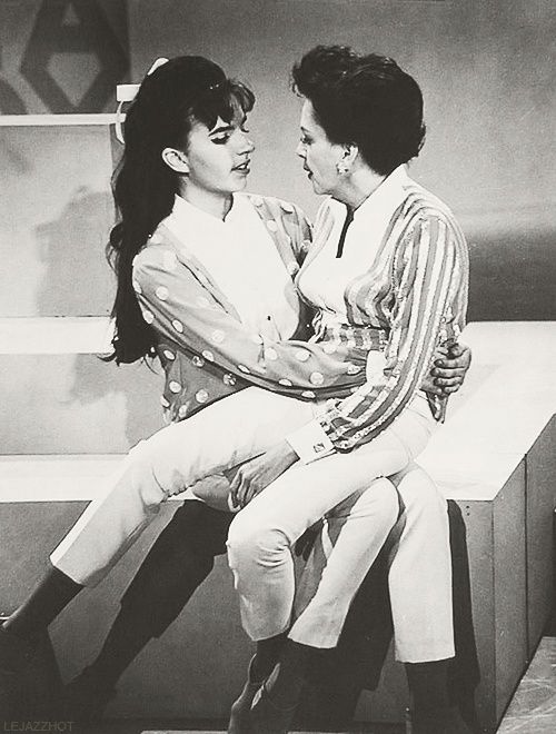 Liza Minnelli on The Judy Garland Show, 1963. | The Judy ...