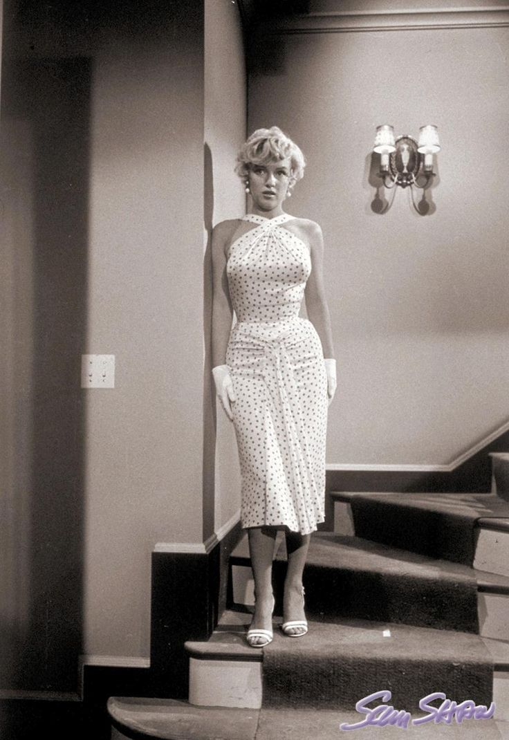 Marilyn Monroe - 1954 - as The Girl,  in The Seven Year Itch - movie still