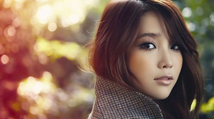 Top 25 Best Long Asian Hairstyles Ideas On Pinterest