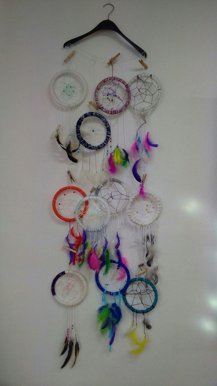 Dreamcatchers display (age 7-11)