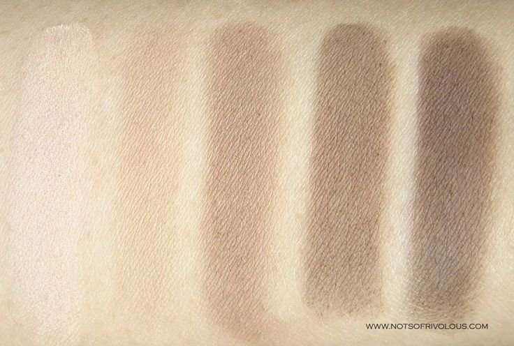BECCA Ombre Nudes Eye Palette (Direct Light)