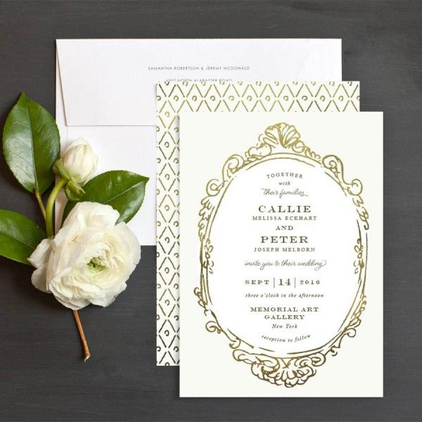 25 best ideas about framed wedding invitations on pinterest free e invitations e invitations. Black Bedroom Furniture Sets. Home Design Ideas