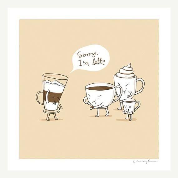 Latte :)