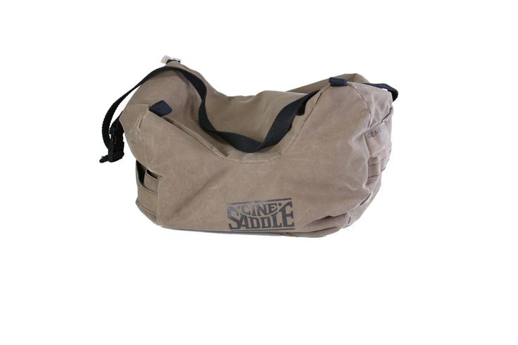 Cinekinetic Saddle Bag