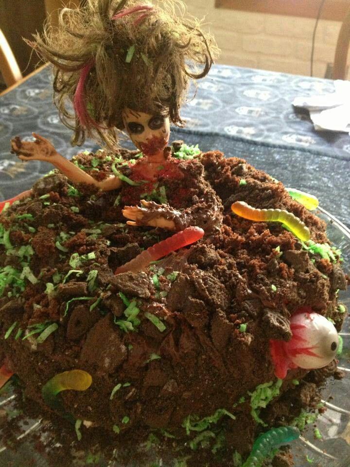 56 best birthday cakestreats images on Pinterest Halloween