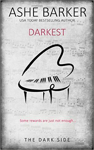 Ever been both sad and euphoric at finishing a book? That's me on the last page of Darkest. I'll never again read it for the first time. But the trilogy is now on my TBR-Again list. Ash…