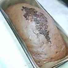 サラダ油で作る☆ココアパウンドケーキ