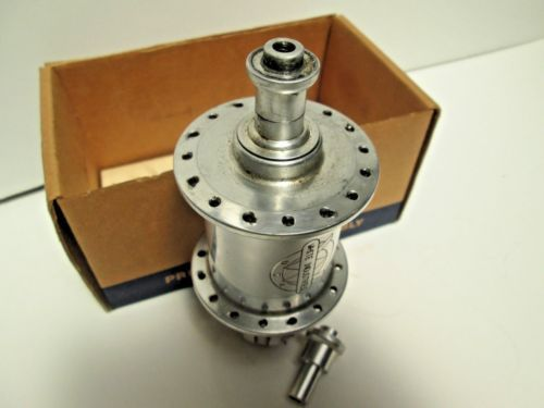 WHITE-INDUSTRIES-REAR-HUB-32H-8-SPEED-Polished-Aluminum