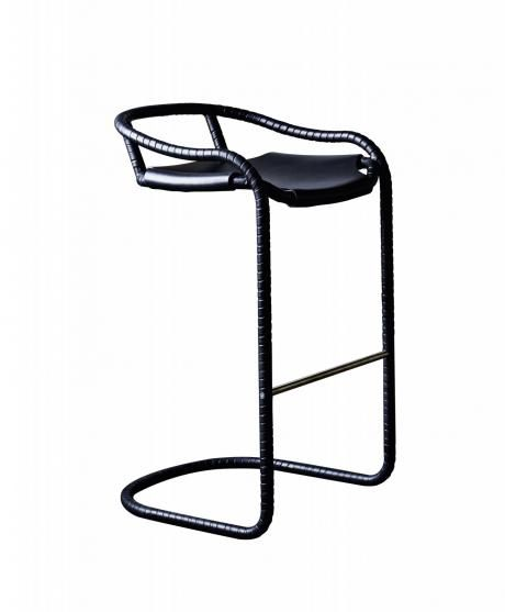 1000 Ideas About Leather Stool On Pinterest Leather Bar