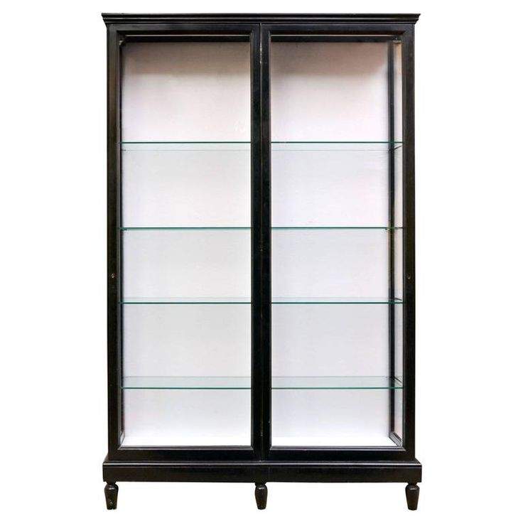 Large Ebonized Oak Display Cabinet - Best 25+ Oak Display Cabinet Ideas On Pinterest Kitchen Cabinet