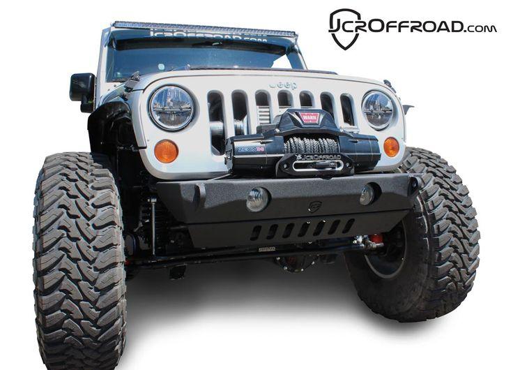 10 best Jeep Wrangler JK Front Bumpers images on Pinterest