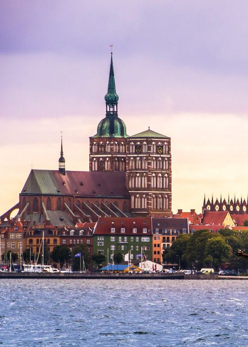 Historic Centres of Stralsund and Wismar, Germany