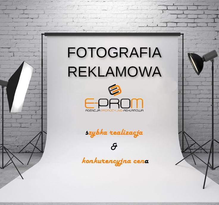 Fotografia reklamowa to jedno z najbardziej efektywnych narzędzi marketingowych w internecie. Dobrze wykonane, interesujące zdjęcie przyciąga uwagę klientów. Pamiętaj - im lepsze zdjęcie tym większe zaufanie klientów do twojej firmy!  Nasza firma świadczy kompleksowe usługi z zakresu fotografii reklamowej - zapraszamy do kontaktu :)  792 817 241 biuro@e-prom.com.pl http://e-prom.com.pl/fotografia  #fotografiareklamowa #marketinginternetowy #zdjęciaproduktu #zareklamujsięwsieci…