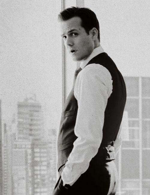 Harvey Specter = Best dressed ♥