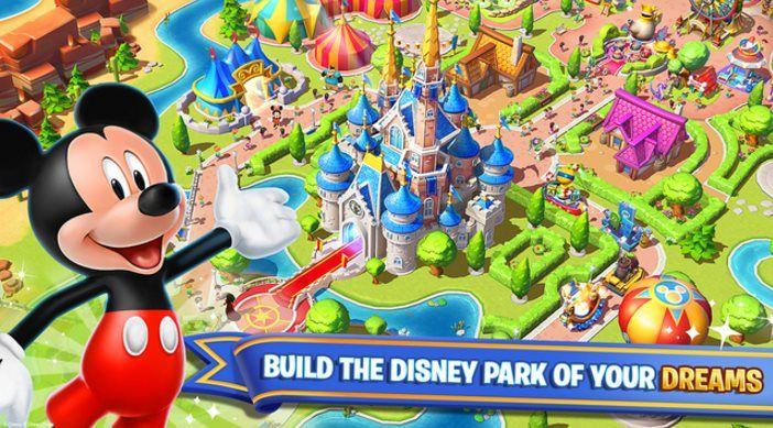 AppsUser: Gameloft presenta el nuevo juego Disney Magic Kingdoms