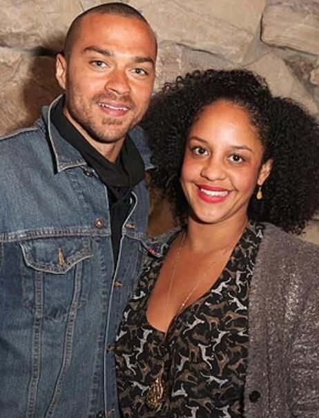 Actor Jesse Williams And Wife Expecting Their First Child