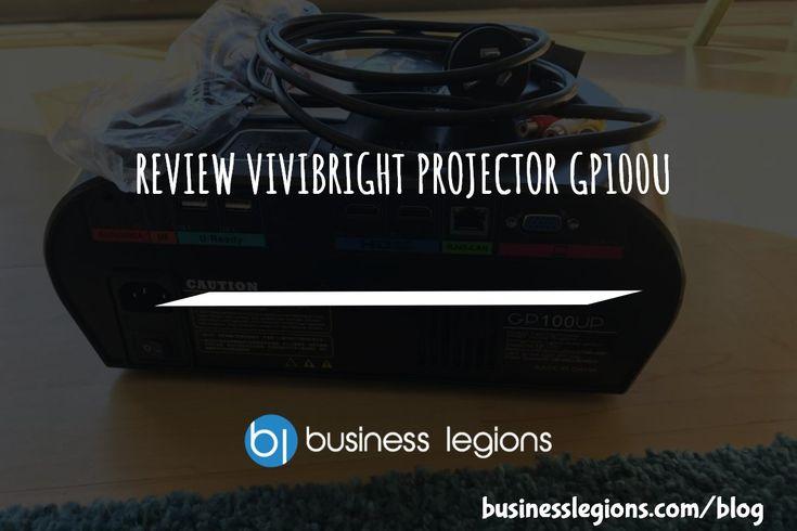 REVIEW VIVIBRIGHT PROJECTOR GP100U - http://www.businesslegions.com/blog/2018/01/02/review-vivibright-projector-gp100u/ - #Gearbest, #Hdmi, #Projector, #Stand, #Video, #Vivibright