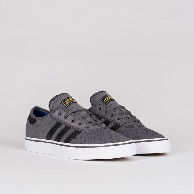 Adidas Adi-Ease Premiere Grey Five Core Black White