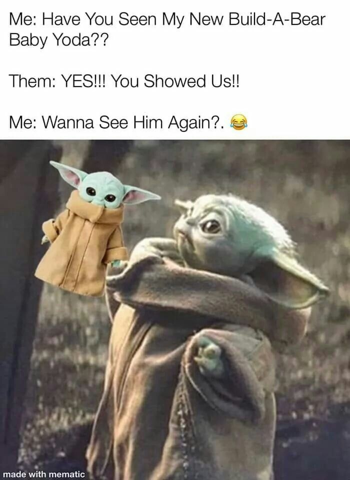 Pin By Edgy Mcmy Chemical Romance On Baby Yoda Yoda Meme Yoda Funny Yoda