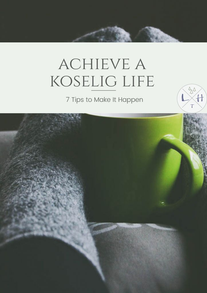 The benefits that come with the environment though are out of this world. Creating a koselig life is a goal we should all strive to achieve. via @lavenderhytta